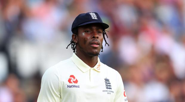 Jofra Archer is looking to make an impression on his Test debut (Mike Egerton/PA)