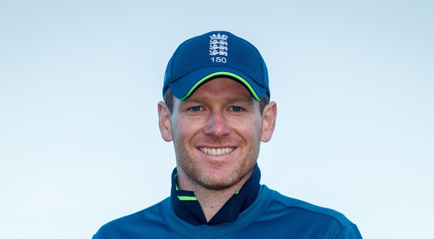 Signed up: Eoin Morgan had been contracted to take part