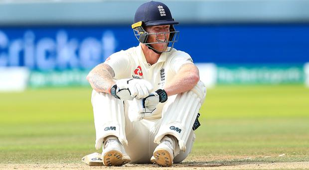Ben Stokes' unbeaten century was not enough to earn England victory (Mike Egerton/PA)