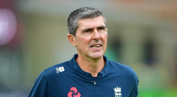 England Women head coach Mark Robinson is to stand down from his role (Simon Galloway/PA)