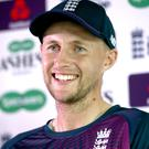 Joe Root wants England to capitalise on Australia being without their star man (Tim Goode/PA)