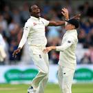 Jofra Archer shone for England once more (Mike Egerton/PA)