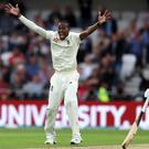 Jofra Archer has given England the perfect platform in the third Test (Mike Egerton/PA).