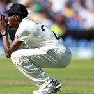 Jofra Archer and England were left frustrated at Headingley (Mike Egerton/PA)