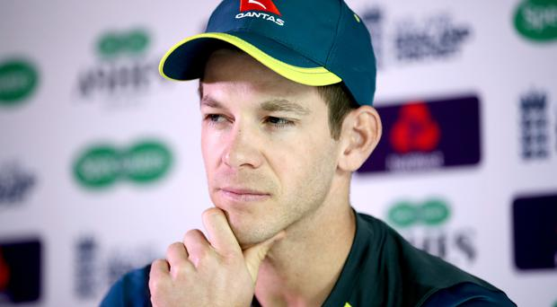 Tim Paine is confident Australia will not dwell on their Headingley defeat (Tim Goode/PA)