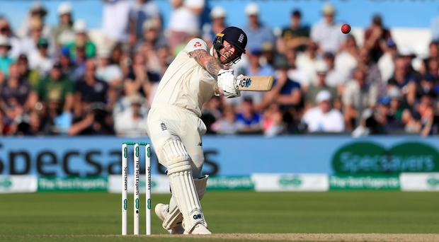 Ben Stokes led England to a remarkable victory in the third Ashes Test (Mike Egerton/PA)