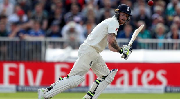 Ben Stokes bats against South Africa at Old Trafford in 2017 (Simon Cooper/PA)