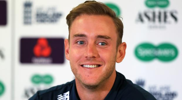 Stuart Broad wants to see James Anderson back to full fitness (Simon Cooper/PA)