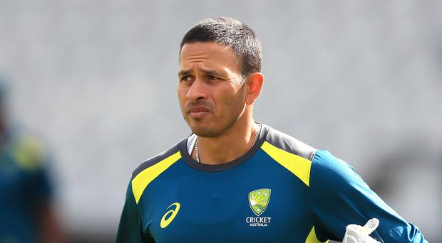 Usman Khawaja has been dropped from Australia's squad (Simon Cooper/PA)