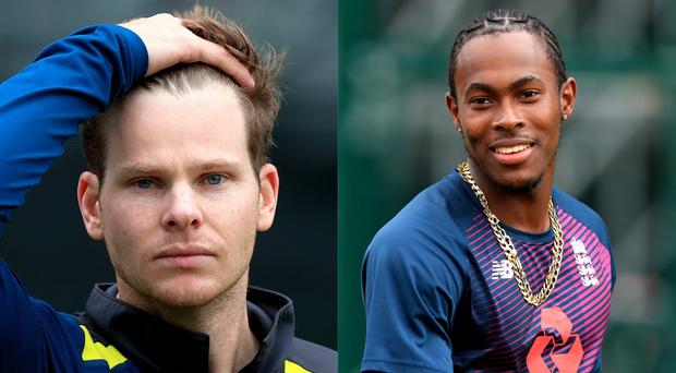Steve Smith and Jofra Archer are set to resume their battle.