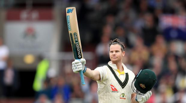 Steve Smith is in brilliant form (Mike Egerton/PA)