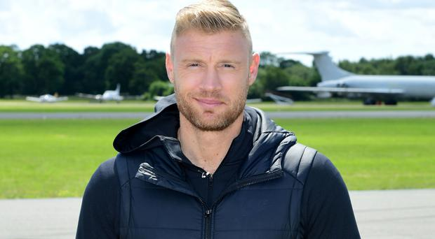 Former England all-rounder Andrew Flintoff wants to coach England (Ian West/PA)