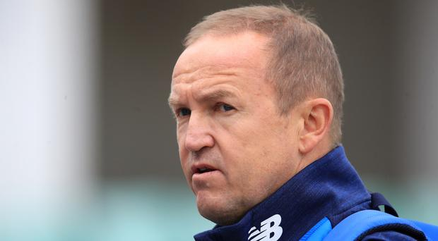 Andy Flower was a long-standing critic of Mugabe (Mike Egerton/PA)