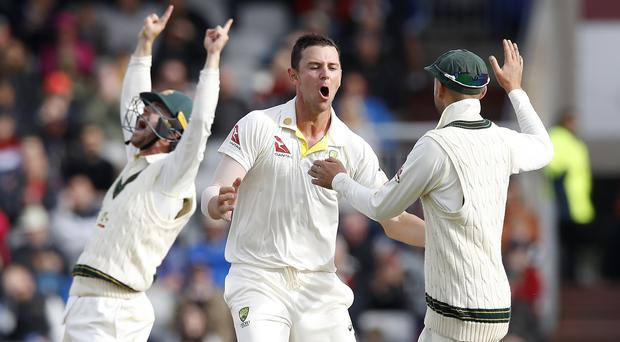 Australia retained the Ashes (Martin Rickett/PA)