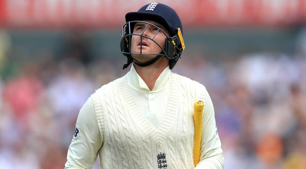 Jason Roy faces question marks over his ongoing role in the team (Mike Egerton/PA)