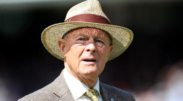 Geoffrey Boycott has been knighted (Mike Egerton/PA)