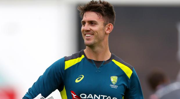 Mitch Marsh has been recalled by Australia (Bradley Collyer/PA)