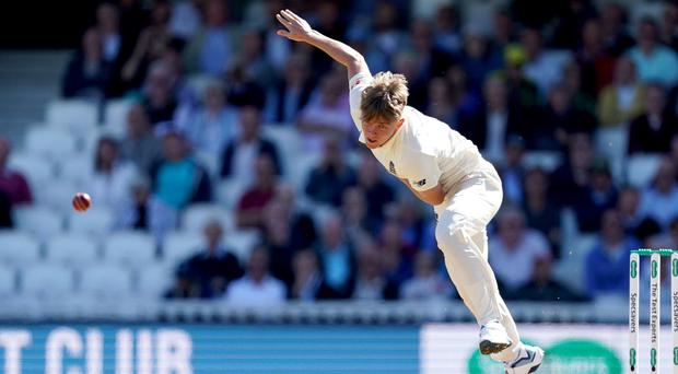 Sam Curran was excellent (John Walton/PA)