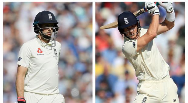 Joe Root departed but Joe Denly is still going strong (Mike Egerton/PA)