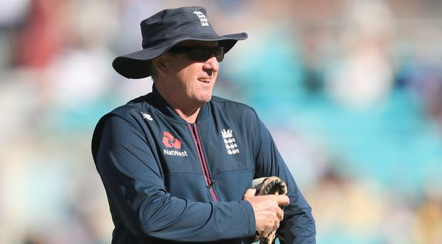 Trevor Bayliss' four-year reign comes to an end after the Ashes (Mike Egerton/PA)