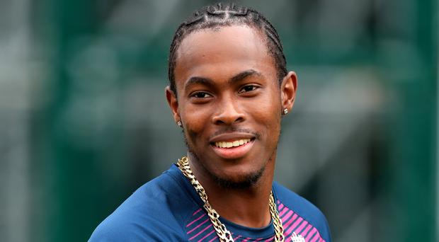 Jofra Archer has earned a central contract (Simon Cooper/PA)