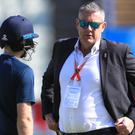 Ashley Giles (right) believes one coach is the right way forward (Mike Egerton/PA)