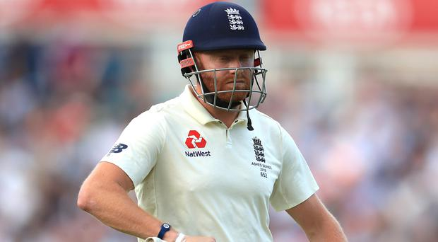 England have left Jonny Bairstow out of their Test squad for New Zealand (Mike Egerton/PA)