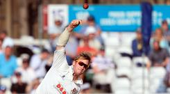 Simon Harmer was again key for Essex (Adam Davy/PA)