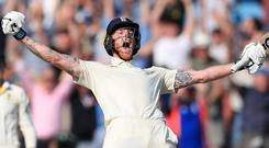 Ben Stokes has been England's hero this summer (Mike Egerton/PA)