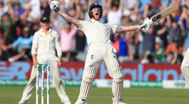 Ben Stokes had a summer to remember (Mike Egerton/PA)