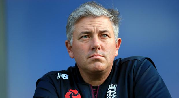 Chris Silverwood has been named as England's new coach (Mike Egerton/PA)