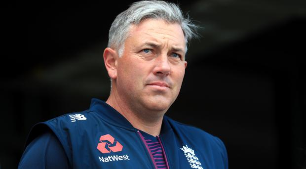 Chris Silverwood has been appointed as England head coach (Mike Egerton/PA)