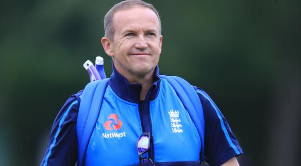 Andy Flower has left the ECB (Mike Egerton/PA)