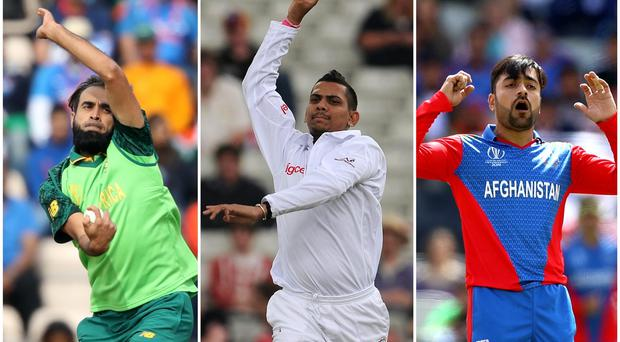 Spinners were in high demand in the draft for The Hundred