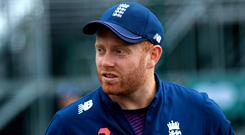 Jonny Bairstow believes weight of runs in any format is difficult to ignore (Simon Cooper/PA)