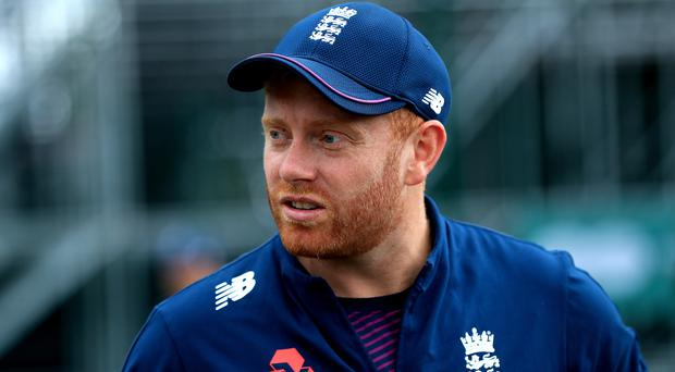 Jonny Bairstow has likened England's experienced squad to the all-conquering All Blacks side (Simon Cooper/PA)