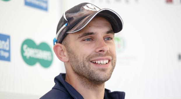 Scotland captain Kyle Coetzer helped steer his side to the T20 World Cup in Australia next year (Robert Perry/PA)