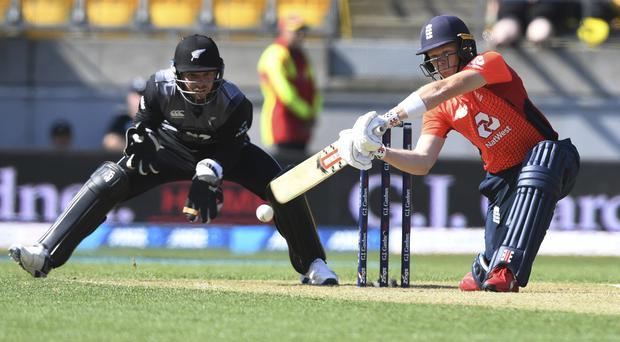 England lost Sunday's T20 match against New Zealand (Ross Setford/AP)