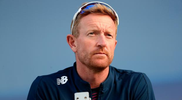 Paul Collingwood, pictured, insists there will be no radical change under Chris Silverwood (Mike Egerton/PA)