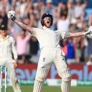 Ben Stokes has been honoured by Time magazine (Mike Egerton/PA)