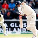 Joe Root knows the value of digging in with the bat (Martin Rickett/PA)