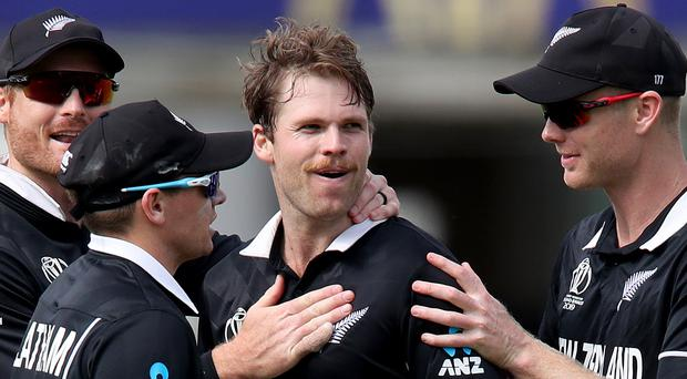 Lockie Ferguson could make his New Zealand Test bow this week (Nick Potts/PA)