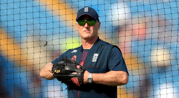 Batting coach Graham Thorpe is looking to simplify England's approach (Mike Egerton/PA)
