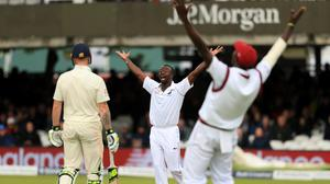 Cricket West Indies has approved plans for a tour of England in July (Adam Davy/PA)