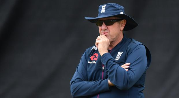 Trevor Bayliss will keep England grounded ahead of the World Cup final (Anthony Devlin/PA)