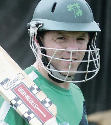 Niall O'Brien's 35 was the high point for Ireland