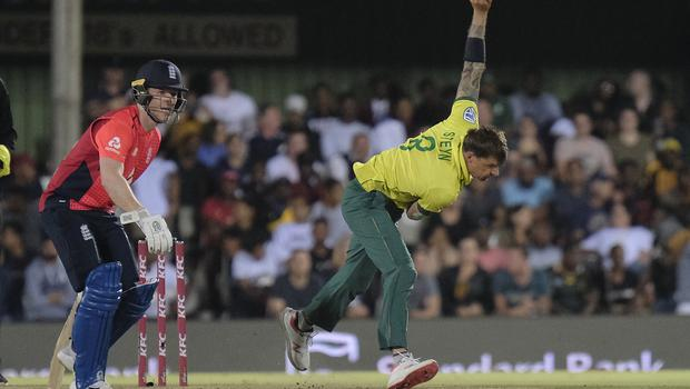 South Africa beat England by one run (Michael Sheehan/AP)