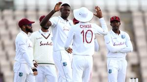 The West Indies have an opportunity to make history (Mike Hewitt/NMC Pool/PA)