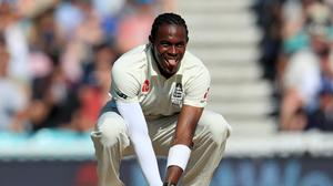 Jofra Archer is available for the third Test after being fined and warned by the ECB (Mike Egerton/PA)