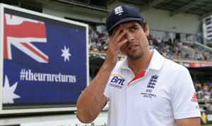 Alastair Cook's side were whitewashed in 2013/14 (Anthony Devlin/PA)